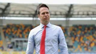 Michael vaughan believes coronavirus pandemic can also hit mens t20 world cup 3982411