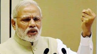 'Inspiring Gesture': PM Modi Thanks Supreme Court Judges For Contributing to PM-CARES Fund