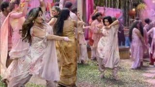 Bhojpuri Sizzler And Nazar Fame Monalisa Flaunts Her Hot Dance Moves on 'Dhol Baje', Video Goes Viral