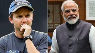 माइक हेसन ने फोटो शेयर कर जनता कर्फ्यू पर किया कमेंट, PM नरेंद्र मोदी ने तुरंत दिया जवाब...