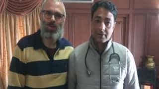 Seven Months Into Detention, Another Photo of Omar Abdullah Surfaces on Social Media