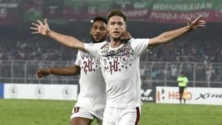 Mohun Bagan Clinch I-League Title With Four Rounds to go