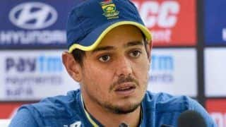 'Pass Knowledge to Youngsters': Skippers de Kock Urges Faf, Miller to Step up on India Tour
