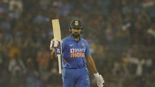 Rohit sharma has best cricketing brain of the current players of all team wasim jaffer 3986425