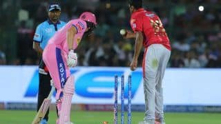 Ravichandran ashwin connets mankad moment with coronavirus pandemic asks fans to stay home 3981155