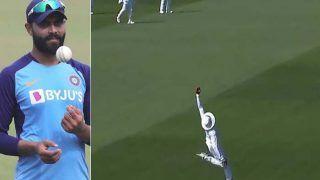जडेजा ने एक साथ से पकड़ा वेगनर का शानदार कैच, बोले- उम्मीद नहीं थी कि गेंद...