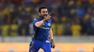 Rohit Preparing Himself Mentally to Bowl 10 Overs in a Test Match, Opens up on Finger Injury