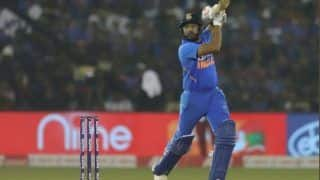 WATCH: 'Ek Saal Hua Nahi Usko': Rohit on Pant's Six-Hitting Challenge