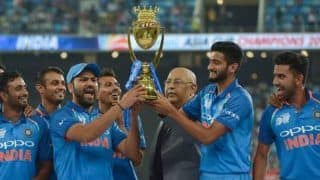 Cancelation of asia cup cannot be denied bcci official 3985796