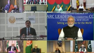 SAARC Video Conference: This is What Member Countries Said About Tackling Coronavirus