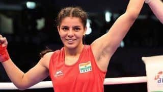 Boxing: Sakshi Chaudhary Advances to Quarterfinals of Asian Olympic Qualifiers