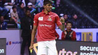 Badminton: Arjuna Awardee Satwiksairaj Rankireddy Tests Positive For COVID-19