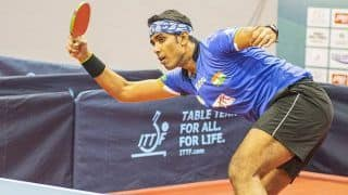 Table Tennis: Sharath Kamal Wins Oman Open, Ends Decade-Long Wait For Pro Title