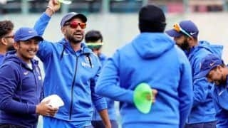 'Sharpest Minds Will Take 6 Weeks to Get Into Test Mode': Fielding Coach Sridhar Chalks Out Training Module For Kohli & Co.