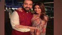 Raj Kundra को देखकर चिल्लाने लगीं Shilpa shetty, परिवार की इज्जत खराब कर दी