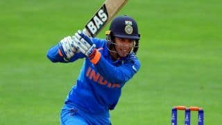 Smriti mandhana can score double century in odi cricket poonam yadav 3978729