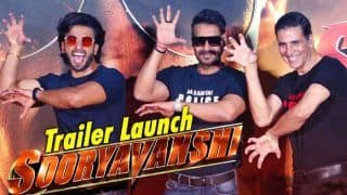 Akshay Kumar And Team Arrive For Sooryavanshi Trailer Launch