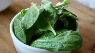 Impressive Benefits of Consuming Spinach Daily