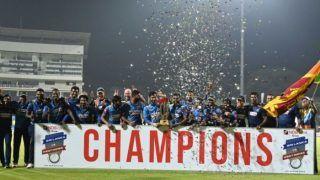 अंतिम ओवर में 'कंजूस' गेंदबाज साबित हुए मैथ्यूज, श्रीलंका ने विंडीज से 3-0 से जीती वनडे सीरीज