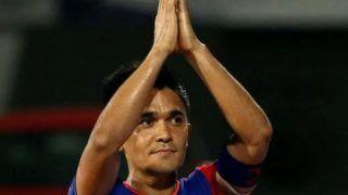 COVID-19: भारतीय फुटबॉल टीम के कप्तान सुनील छेत्री ने मुश्किल समय में एकजुट रहने का दिया संदेश