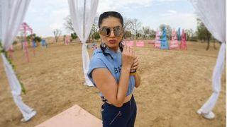 Sunny Leone के सेट पर पहुंच गए गुंडे, एक्ट्रेस को वैनिटी वैन में होना पड़ा बंद...मांगे 38 लाख रुपये