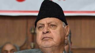 Former J&K CM Farooq Abdullah To Be Released After 7 Months in Detention