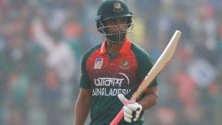 Tamim Iqbal Replaces Mashrafe Mortaza as Bangladesh ODI captain