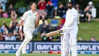 India vs new zealand 2nd test due to tent boult magic india loose six wicket in last session 3957951