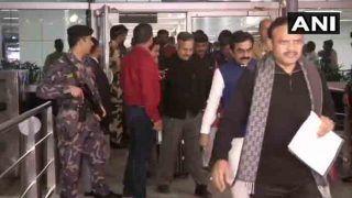 मध्यप्रदेश राजनीतिक संकट: बीजेपी के सभी विधायक गुरुग्राम शिफ्ट, कैलाश विजयवर्गीय ने कहा- हम छुट्टियां मनाने आए हैं