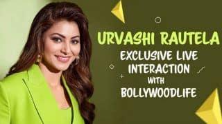 Urvashi Rautela Shares Her Thoughts on Dealing With Coronavirus Lockdown