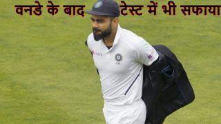 विराट कोहली की कप्तानी में टीम इंडिया की टेस्ट सीरीज में पहली बार हुआ सफाया