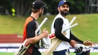 Ind vs nz we didnot put enough run on board to defend says virat kohli 3958703