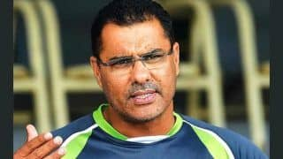 'Not a Good Call': Waqar Younis Not in Favour of Closed-Door Matches