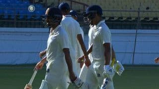 Ranji Trophy Final Report: Bengal Fight Back But Saurashtra Extend Their Dominance on Day 3