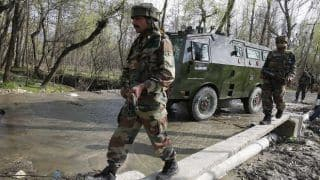 2 Terrorists Killed by Security Forces During Encounter In J&K's Shopian