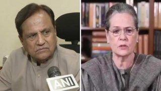 I-T Dept ने कांग्रेस कोषाध्यक्ष अहमद पटेल को भेजा समन, विपक्ष ने किया सरकार पर पटलवार