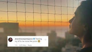 Trending Bollywood News Today, March 21: Alia Bhatt Posts a Photo Clicked by Ranbir Kapoor, Comments of Shaheen And Akansha Prove How RK is Best BF Ever