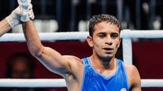 Asian Boxing Qualifiers: Amit Panghal Seals Maiden Olympic Berth After Entering Semifinals