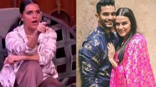 Neha Dhupia 'It's Her Choice' Statement Controversy: Angad Bedi Supports Wife in His Own Style