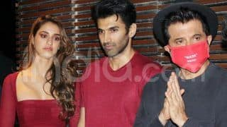 Entertainment News Today, March 13: Anil Kapoor Wears a Mask at Malang Success Party But Removes it Later - See Photos