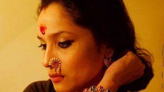 अंकिता लोखंडे का देखने वाला है Traditional अवतार, मराठी लुक में कहर ढाया