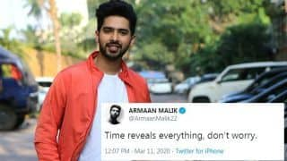 Armaan Malik Makes Another Cryptic Post After Writing 'I Can't Take it Anymore' on Instagram