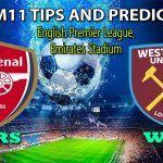 ARS vs WHU Dream11 Team Prediction, EPL, English Premier League 2019-20: Captain And Vice-Captain, Fantasy Football Tips Arsenal vs West Ham United at Emirates Stadium 8:30 PM IST