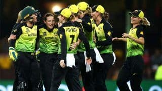 ICC Women's T20 World Cup 2020: Australia Beat South Africa by 5 Runs (DLS) to Set Up Summit Clash With India