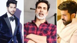 From Akshay Kumar to Ram Charan, Celebs Who Have Made Major Donations Amid Coronavirus Outbreak