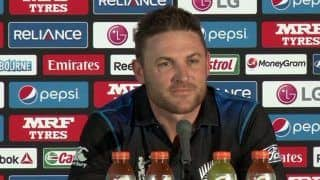 'We are Not Best Friends' - Brendon McCullum on Fallout with Ross Taylor