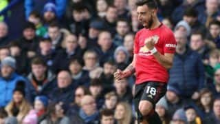 Everton vs Man United: Last-Minute Winner Ruled Out As Manchester United Hold Everton to 1-1 Draw at Goodison Park