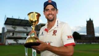 Alastair Cook Not Hopeful Of County Season This Summer Amid COVID-19 Outbreak