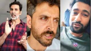 Akshay Kumar, Hrithik Roshan, Vicky Kaushal Request People to Stay Home Till The Government Advises- Watch
