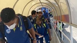 South Africa Cricketers Fly Back Home After Being Stranded Amid Coronavirus Pandemic